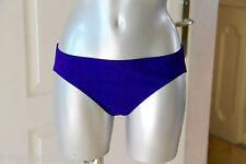 bikini maillot de bain bleu sultan ERES scarlett T 42/44 NEUF ÉTIQUETTE val 90€