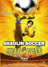 Stephen Chow Shaolin Soccer Dvd martial arts action comedy English dubbed