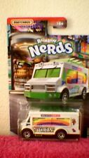 """Matchbox 1-100 """"Sweet Rides"""" Series - USA Exclusive - Chow Mobile """"Nerds"""""""