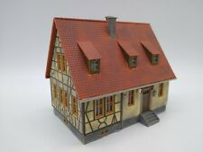 Faller Half-Timbered House (Weathered) - OO/HO - (see description)