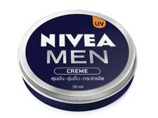 1oz NIVEA MEN Creme Face Skin Body Tin Cream UV Protect Moisturizing 30ml New