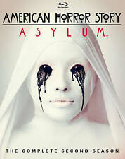 American Horror Story - ASYLUM: The Complete Second Season Blue Ray no Slipcover