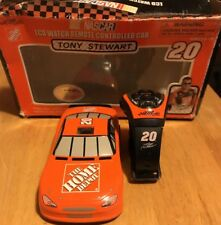 Tony Stewart Home Depot LCD Watch Remote Controlled Car 1:32 Scale NASCAR