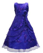 Vêtements de cérémonie robes pour fille taille 7 - 8 ans