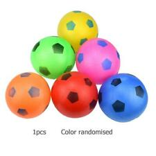 Inflatable Football Toy Kids Outdoor Play Plastic Toys Children Exercise Ball