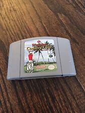 Waialae Country Club Golf Nintendo 64 N64 Game Cart Good Works  !NE5!