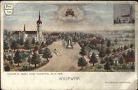 Kochawina Ukraine 1909 Postcard