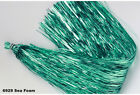FLASHABOU ORIGINAL - Hedron Musky Bucktail Lure Tinsel Flash Fly Tying Material