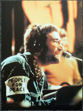THE BEATLES POSTER PAGE . 1970 JOHN LENNON TOP OF THE POPS INSTANT KARMA! . E12