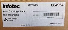 TONER IMPRIMANTE ORIGINAL INFOTEC ISC2525/3030 BLACK 884954