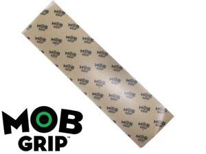 MOB SKATE BOARD Grip tape - Clear 10x33