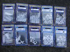 Games Workshop Warmaster, alto elfo Blister anuncio de varios