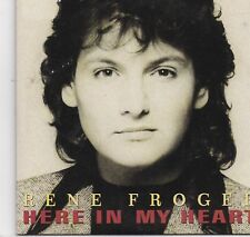 Rene Froger-Here In My Heart cd single