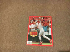 1999 St Louis Cardinals Baseball Yearbook Mark McGwire, Excellent  INTACT