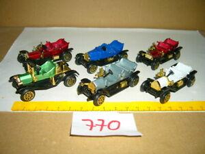 Konvolut, Sammlung Nr. 770 Modellautos Oldtimer, 04-20                     Zusta