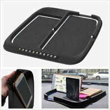 Automobile Dashboard Anti-Slip Mat Nonslip Cushion For Phone Coin Key Chain GPS