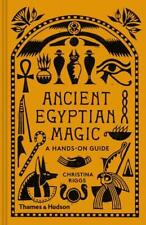 Ancient Egyptian Magic by Christina Riggs (author)