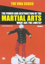 Power and Destruction of the Martial Arts: Volume 2 -  STRENGTH - DVD