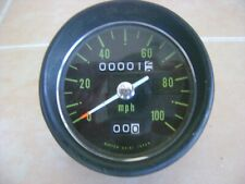 Kawasaki F5 F9 Green face Speedometer  25005-041