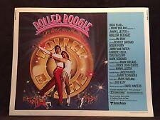 ORIGINAL Disco 1979 ROLLER BOOGIE Half Sheet Movie Poster 22 x 28 LINDA BLAIR