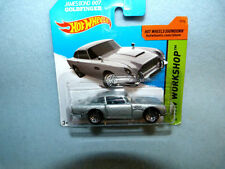 Hot Wheels Aston Martin Diecast Vehicles