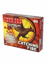 The Hunger Games Catching Fire Connect w/ Pieces Puzzle Building Game WZK 24036