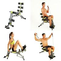 Wonder Core II : Multifunctional 12-in-1 Fitness Equipment | Sit-up...