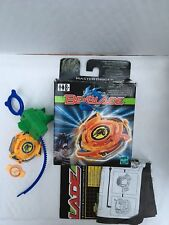 RARE BOXED HASBRO ORIGINAL FIRST GENERATION MASTER DRIGER BEYBLADE COMPLETE