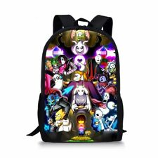 Hot Game Undertale School Travel Laptop Shoulder Packsack Backpack Student Bags