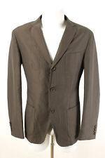 HUGO BOSS Sakko Gr. 94 (S Schlank) Baumwolle-Leinen Casual Business Jacket