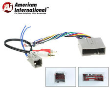 s l225 american international car audio and video wire harness ebay wire harness for aftermarket radio installation at bakdesigns.co