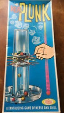KerPlunk Vintage Collectors Game 1960's/70s. Made by Ideal. Free Postage!