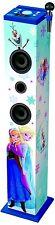 Frozen Karaoke Bluetooth avec Enceintes Brillant Effets Sonores et vocal Filles