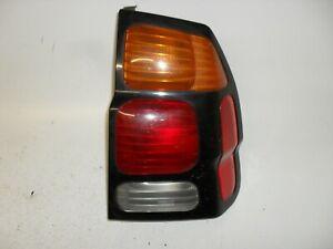 2000 - 2004 Mitsubishi Montero Sport Passenger RH Halogen OEM Tail Light M1207
