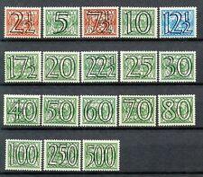 Nederland  356 - 373 postfris