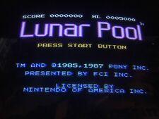 Nintendo Playchoice 10 Lunar Pool Cart Pc-10
