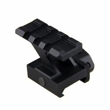 3Slots Top 20mm Picatinny Rail 30mm High Z Type Riser Mount for Rifle Scope Hunt