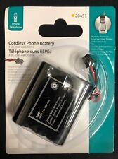 Cordless Phone Battery 3.6V 1300mAh,NiMH Item#20451 NEW