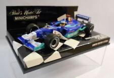 Voitures de courses miniatures en édition limitée pour Sauber 1:43