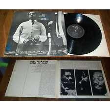 MILT JACKSON - Opus De Jazz French Press LP Byg Cool Jazz BIEM