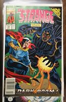 Marvel Comic Book Doctor Strange 34 Infinity Gauntlet Doctor Doom