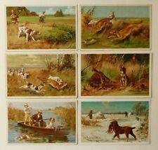 Sammelbilder (bis 1945) mit Hunde-Motiv