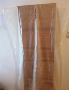 DDR PVC Sack transparent Material wie Regenmantel oder Windelhose