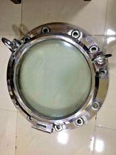 Vintage Nautical Marine Ship Aluminum round Porthole 100% original 1 pieces