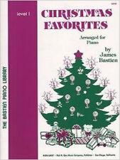 Christmas Favourites Level 1, Very Good, Kjos Music Company Book