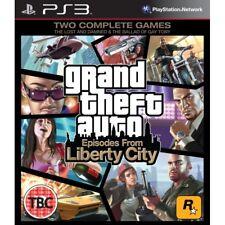 Grand Theft Auto Gta Episodios De Liberty City Juego PS3