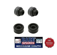 RUBBER FRONT END STRUT BAR BUSHES KIT TO SUIT XM XP FORD FALCON