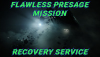 Flawless Presage Mission (Master Triumph Loot Emblem) PC/Crossave