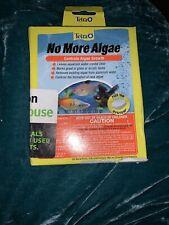 Tetra No More Algae Fizz Tabs 8 tablets Damaged Box