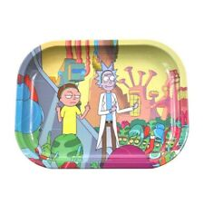 """Rolling Tray """"Rick & Morty Middle Fingers"""" 5.5"""